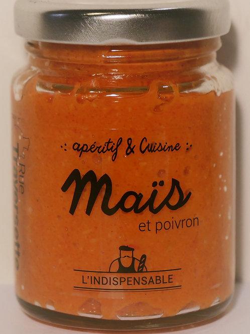 RUE TRAVERSETTE - Indispensable - Maïs (et poivron)