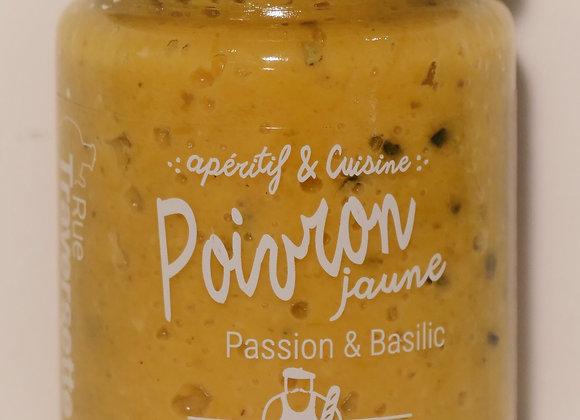 RUE TRAVERSETTE - Indispensable - Poivron jaune (passion et basilic)