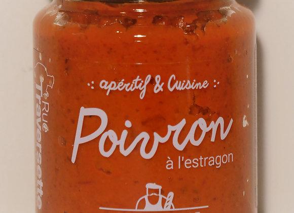 RUE TRAVERSETTE - Indispensable - Poivron (à l'estragon)