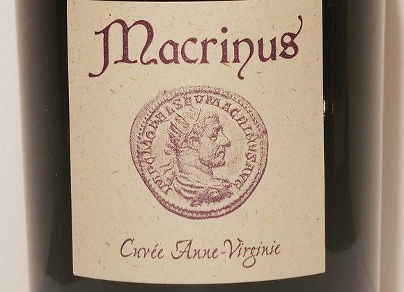 """Domaine des Braves - Régnié """"Macrinus"""" Cuvée Anne-Virginie 2015 - 75 cl"""