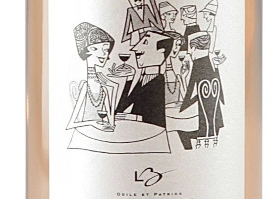 """Domaine Le Bourlay - """"En Terrasse"""" rosé 2020 - 75 cl"""