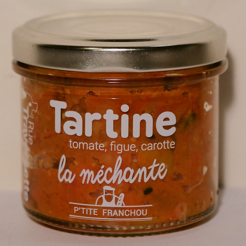 RUE TRAVERSETTE - Tartine - La méchante
