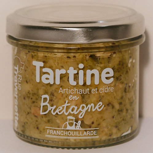 RUE TRAVERSETTE - Tartine -  en Bretagne