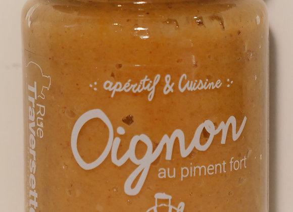 RUE TRAVERSETTE - Indispensable - Oignon (au piment fort)