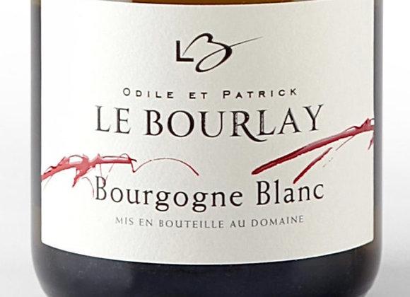 Domaine Le Bourlay - Bourgogne blanc 2020 - 75 cl