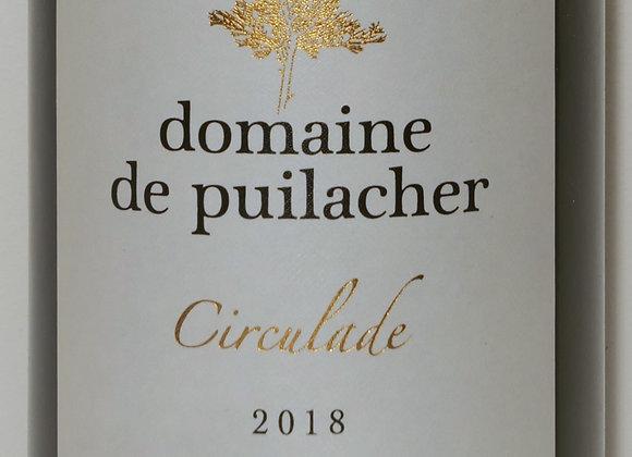 Domaine de Puilacher - IGP OC - Circulade - 2018 - 75 cl
