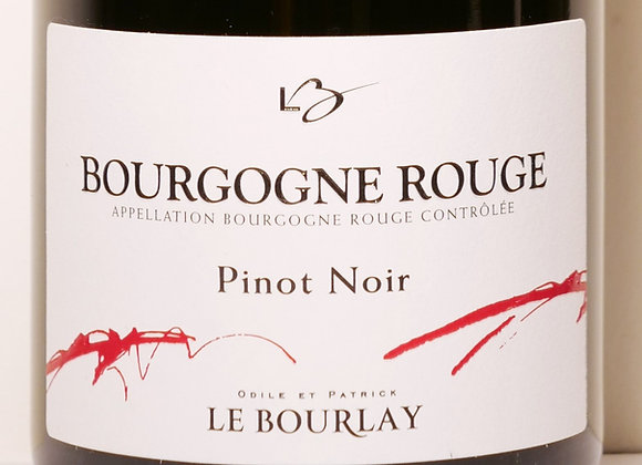 Domaine Le Bourlay - Bourgogne rouge 2019 - 75 cl