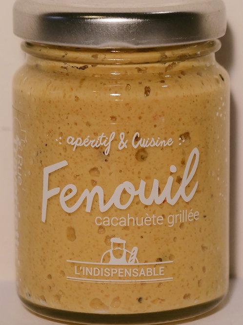 RUE TRAVERSETTE - Indispensable - Fenouil (à la cacahuète grillée)