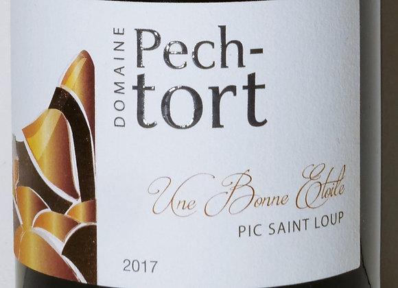 """Domaine Pech Tort - Pic Saint Loup """"Une Bonne Etoile"""" - 2017 - 75 cl"""