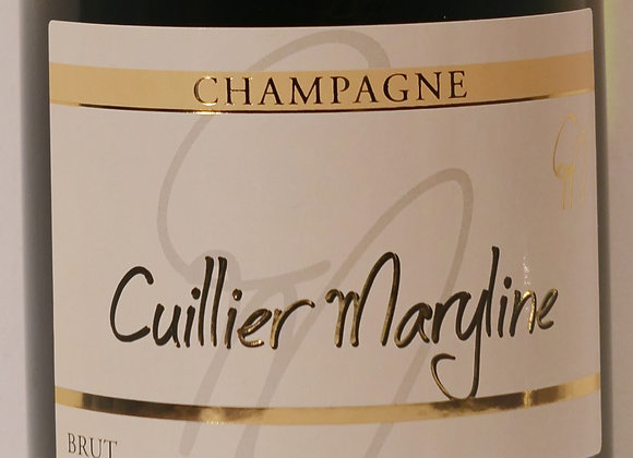 Champagne - Maryline Cuillier - Brut Tradition 75cl