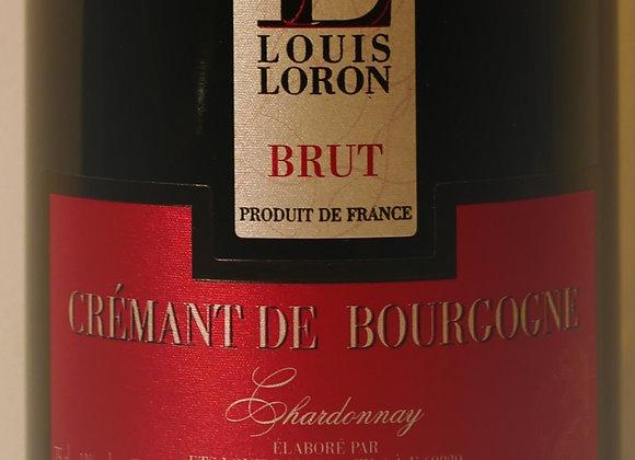 Crémant de Bourgogne - Louis Loron - Royale Brut 75cl