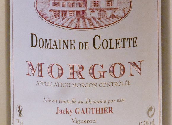"Domaine de Colette - Morgon ""Tradition"" 2015"