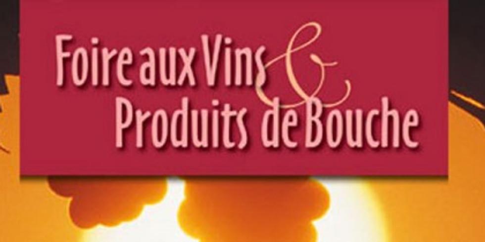 17ème foire aux vins et produits de bouche
