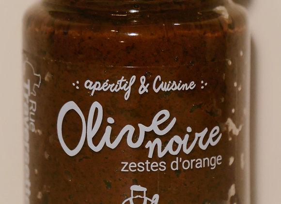 RUE TRAVERSETTE - Indispensable - Olive noire (aux zestes d'orange)