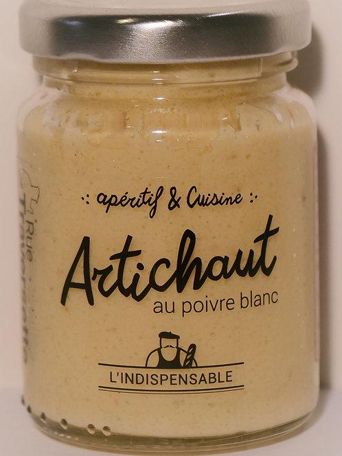 RUE TRAVERSETTE - Indispensable - Artichaut (au poivre blanc de Sarawac)