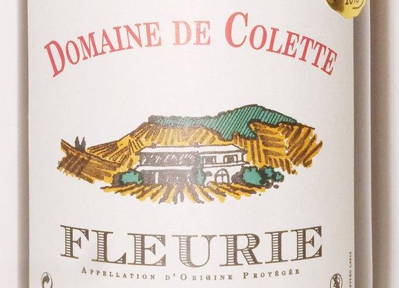 Domaine de Colette - Fleurie 2015