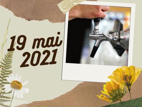 Le 19 mai 2021....