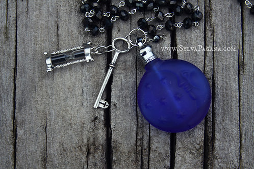 Perfume Necklace - Secrets of the Moon