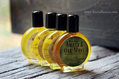 Wild Dark Amber & Oak Moss