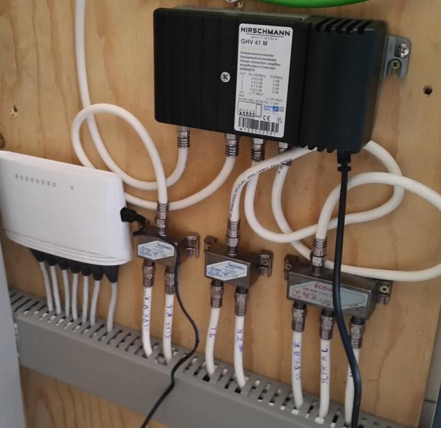 warmtepomp en ventilatiesysteem aansluiten