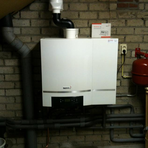 Verwarmingsketel vervangen