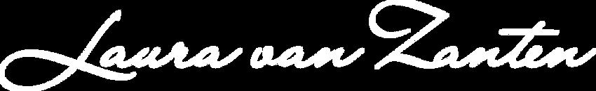 Laura van Zanten_logo wit.png
