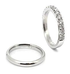 Ladies wedding rings