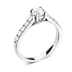 Heavy micro diamond set