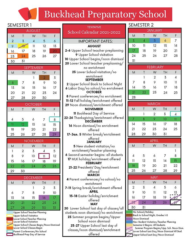 UPDATED MARCH 25 2021 Buckhead Preparato