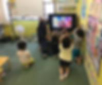 幼児クラス② (Age 4 - 6)