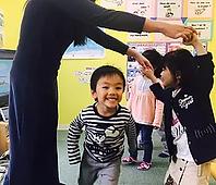 幼児クラス ①(Age 2 - 3)