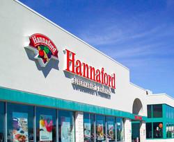 Utica Hannaford!