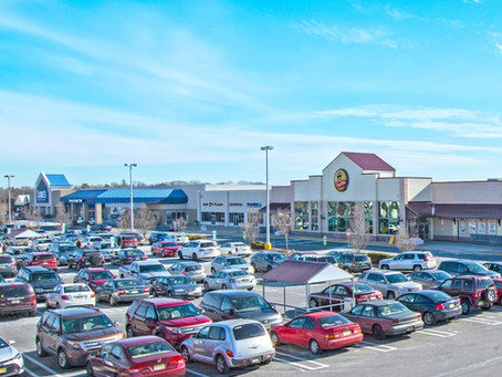 MEDIPOWER ACQUIRES CROSSROADS PLAZA, A MARKET LEADING SHOPRITE ANCHORED SHOPPING CENTER