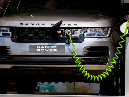 Jaguar Land Rover announce they will be fully EV by 2025