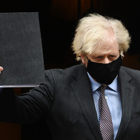 "Boris Johnson ""very confident"" all COVID-19 restrictions will end by – June 21st"