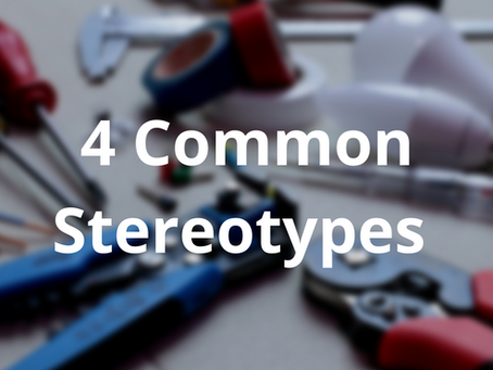 4 common stereotypes about electricians