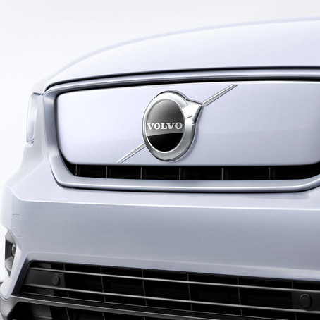 Volvo pledge that they will only sell electric cars by 2030