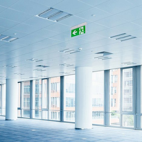 The 4 different types of Emergency Lighting