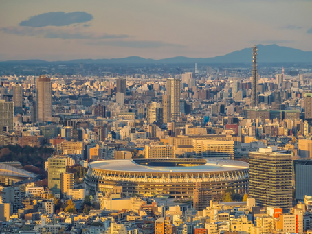 Tokyo 2020 Games aim to use 100% Renewable Energy