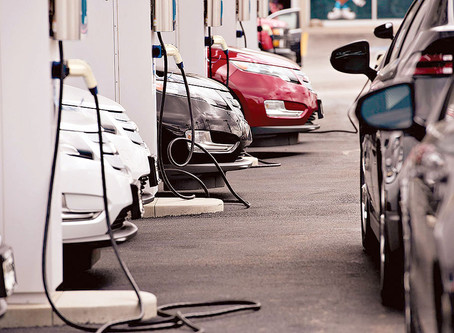 Electric Vehicle market only getting bigger in the UK