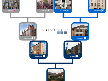 Protest Unveil Multiple Regional UK-Wide Offices