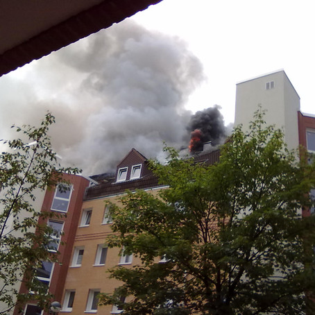 3 people escape potentially fatal fire in London tower block, thanks to newly fitted fire door
