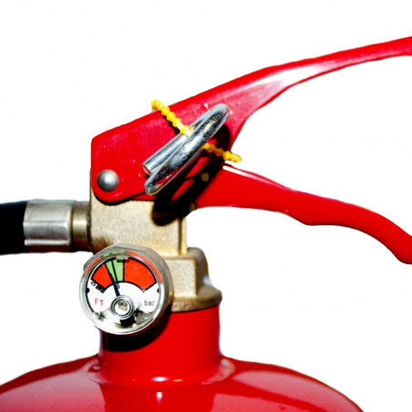 The importance of ensuring Fire Extinguishers remain fit for purpose