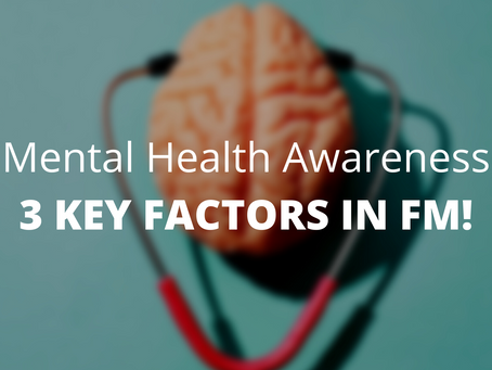 3 key factors for promoting better mental health awareness in facility management (FM)