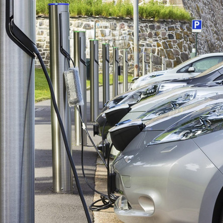 The benefits of installing EV Charging Points at your business