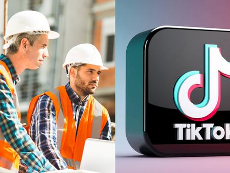 Meet the tradespeople using social media influence to make money on apps like TikTok
