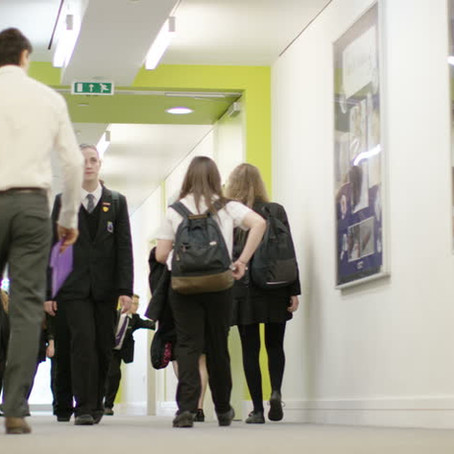 How safe is the school you look after?