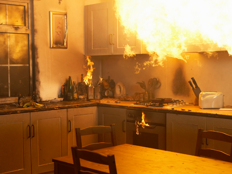 More than 40 fires a week are caused in England due to faulty appliances