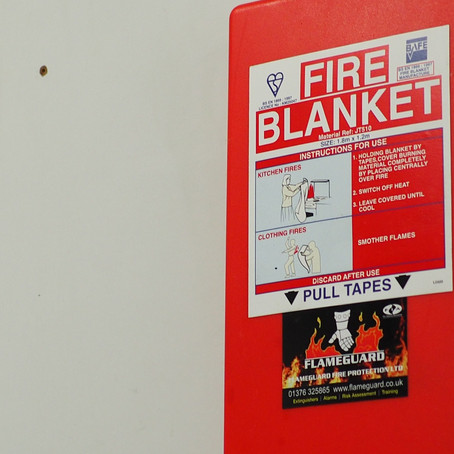 What are Fire Blankets?