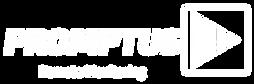 PROMPTUS Ltd - Logo transparent white.pn